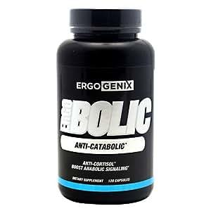 Ergogenix ErgoBolic - 120 Capsules