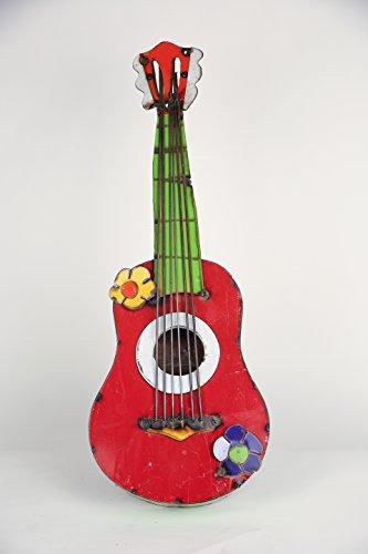 (Recycled Metal Guitar)