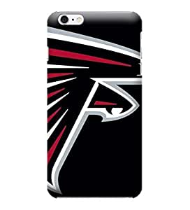 iPhone 6 Cases, NFL - Atlanta Falcons Large Logo - iPhone 6 Cases - High Quality PC Case