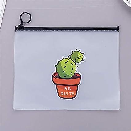 ASCZFAS bolsa de lápiz 1 Unids Kawaii Cactus Estuches de ...