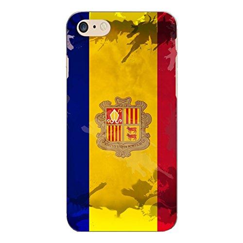 "Disagu Design Case Schutzhülle für Apple iPhone 7 Hülle Cover - Motiv ""Andorra"""
