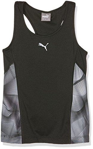 PUMA Kinder Tank Top Active Dry Training G, Black-AOP, 152, 838895 01