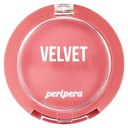 Peripera Velvet Cheek 0.1 Ounce 007 Cozy Creamy Rose
