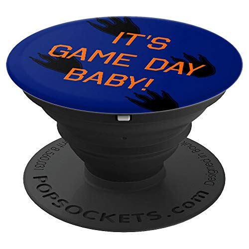 (It's Gator Game Day Baby - PopSockets Grip and Stand for Phones and Tablets)
