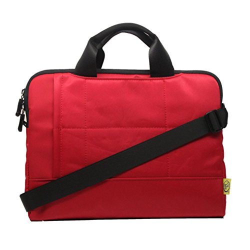"""Price comparison product image Tablet Case TOOPOOT 14"""" Laptop Soft Sleeve Bag For Macbook Air Notebook Tablet (red)"""