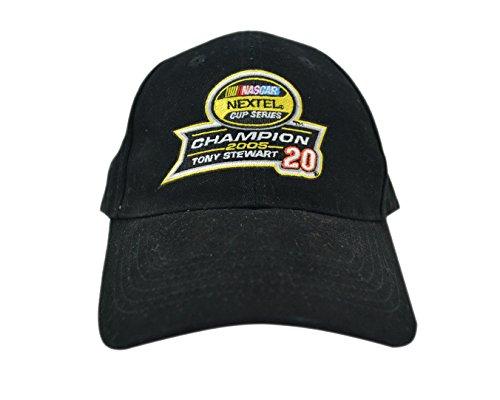 official-nascar-fan-shop-authentic-baseball-hats-nextel-cup-series-champion-tony-stewart-