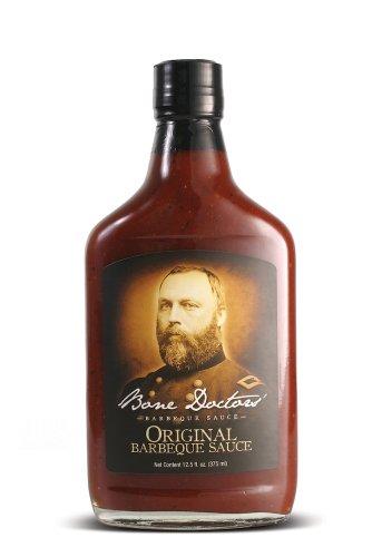 Bone Doctor's All Natural Original Barbecue Sauce  - No High