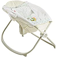 Fisher-Price Newborn Auto Rock n Play Sleeper with Smart Connect