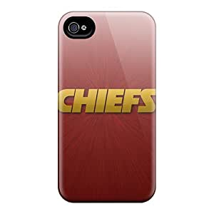 Protector Cell-phone Hard Cover For Iphone 6 (Ghb1837uYua) Unique Design High Resolution Kansas City Chiefs Pictures
