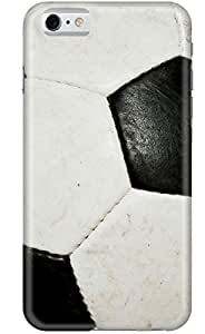 Stylizedd Apple iPhone 6 Premium Slim Snap case cover Matte Finish - Football (Soccer Ball)