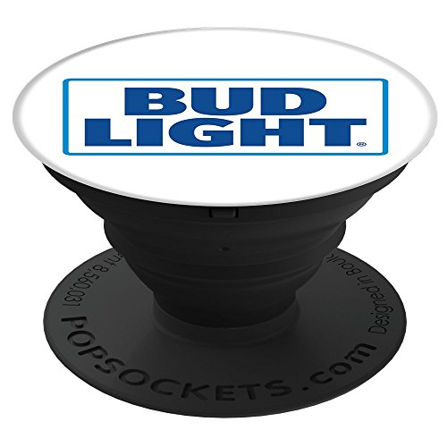 Bud Light Logo PopSockets Stand for Smartphones & Tablets