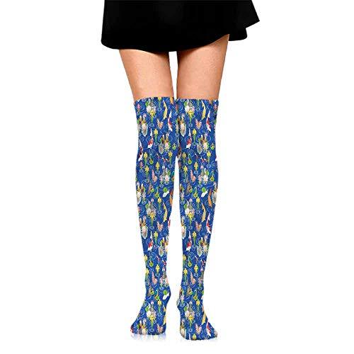 (Hot sale Socks Japanese,Traditional Koi Pond,socks for toddler boys non skid)