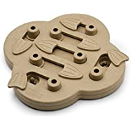 Outward Hound Nina Ottosson Puzzle Toy for Dogs - Stimulating Interactive Dog Game for Dispensing Treats