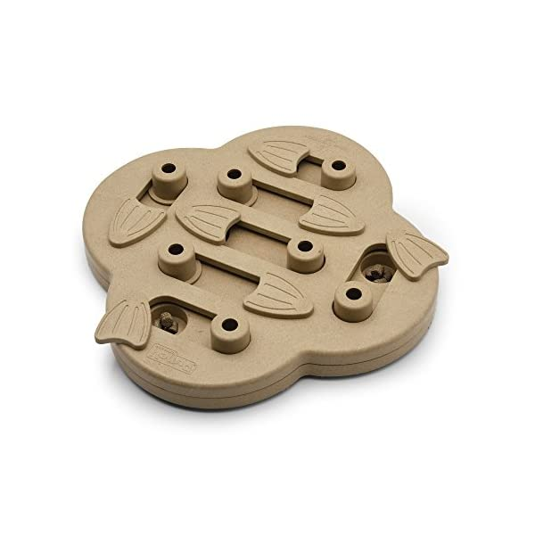 Nina Ottosson Outward Hound Puzzle Toy for Dogs – Stimulating Interactive Dog Game for Dispensing Treats