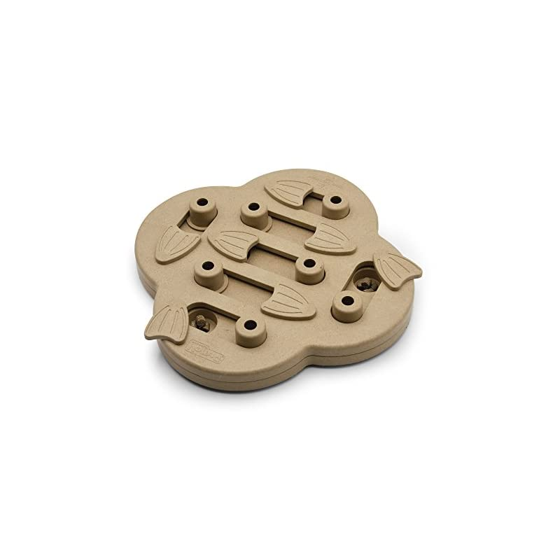 dog supplies online nina ottosson outward hound puzzle toy for dogs - stimulating interactive dog game for dispensing treats