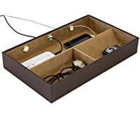Charging Station Phones Jewelry Leather Basic Info