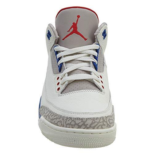 Retro De Feu Lger Os Gymnastique Nike Royal Blanc Rouge Sport Homme Jordan 140 3 Chaussures Air voile wIOx7g6Eqp
