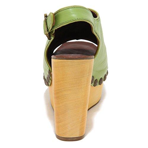 Snick Donna Sandalo Jeffrey Verde Sandali 8798N Women Sandals Campbell gqwtH