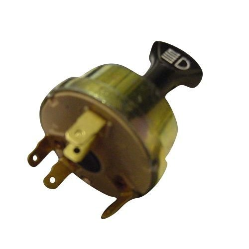 Light Switch For Ford New Holland Tractor - E7Nn11654Aa by Complete Tractor