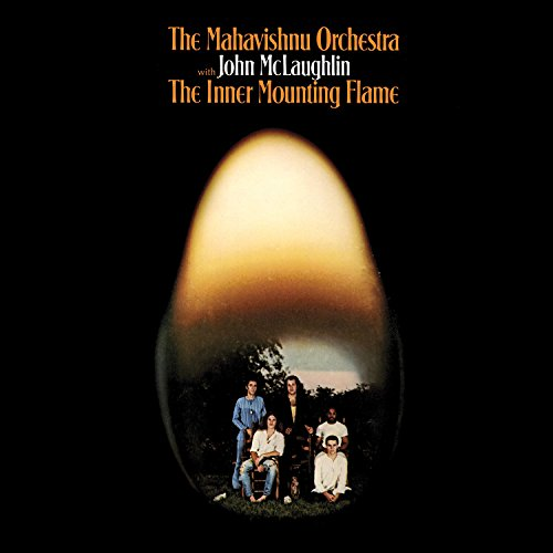 The Inner Mounting Flame (180 Gram Audiophile Clear Vinyl/Limited Edition/Gatefold Cover) ()