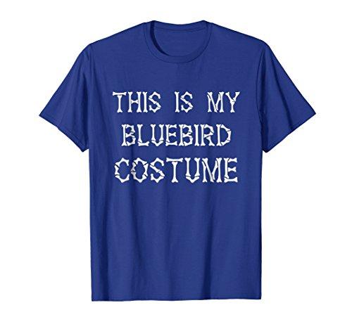 This is my Bluebird Costume T-Shirt Halloween Costume]()