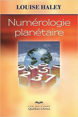 Lire Numérologie planétaire pdf, epub ebook