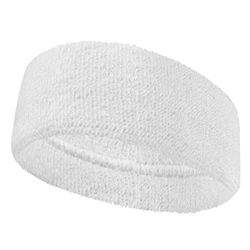 COUVER headband fashion sports WHITE product image