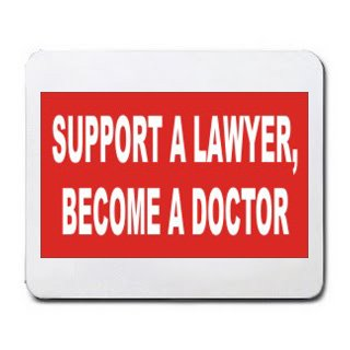 Should I become a Doctor or a Laywer?