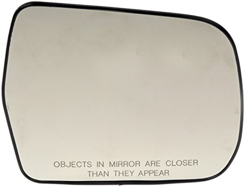 Dorman 56428 Passenger Side Heated Plastic Backed Mirror Glass