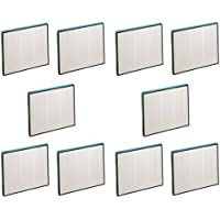 10 Pack Replacement Filter to fit Hunter 30940 30210 30214 30215 30216 30225 30260 30398 30400 30401 by LifeSupplyUSA