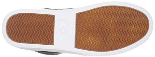Quiksilver Men's Griffin Shoe Black/Brown/White rRy3NRI