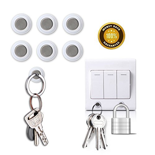 Happon Magnetic Switch Key Racks Reusable Replacement product image