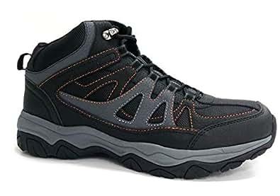 Amazon.com | Ozark Trail Men's Bungee Lacing Hiker Boot