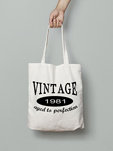 Personalized Bag Canvas Tote Birthday Gift