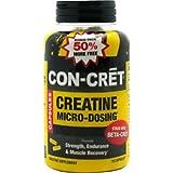 ConCret, 72 Capsules, Micro-Dosing Creatine Review