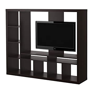 tv stand ikea black. ikea expedit entertainment center tv stand up to 55\u0026quot; flat screen tvs black d