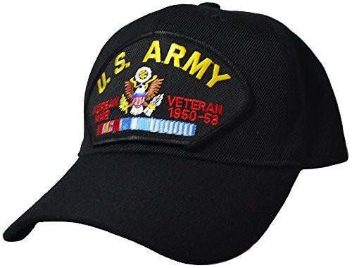 US Army Korean War Veteran Cap