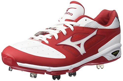 Mizuno Men's Dominant Ic Baseball Shoe
