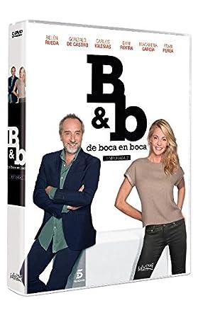 B B De Boca En Boca B B De Boca En Boca Temporada 2 Spain Import