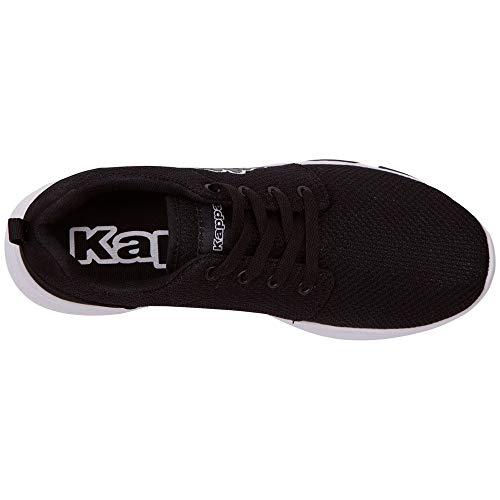 Uomo Sneaker 46 Schwarz Sash Eu 1110 white black Kappa E71qH