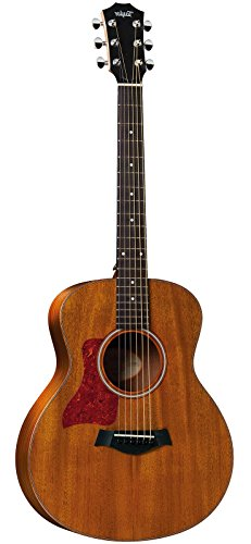 Taylor GS Mini Mahogany-L GS Mini Acoustic Guitar , Sapele, Mahogany Top, Lefty ()