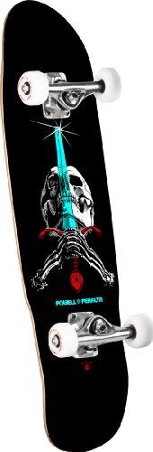 UPC 845584038151, Powell-Peralta Mini Skull and Sword Skateboard Assembly