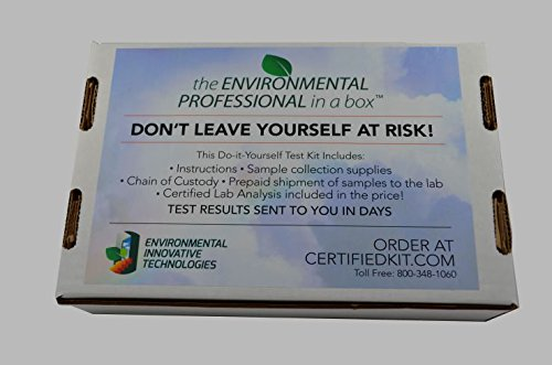 Professional Asbestos 24 Hour Turnaround on Results Do It Yourself Test Kit by EIT – Prepaid Lab Testing and Shipping Perfect for your Home or Business by Environmental Innovative Technologies (Image #3)