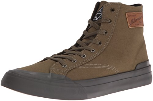 finest selection 35d54 3cf7e HUF Men s Classic HI X British Millerain Skateboarding Shoe high-quality
