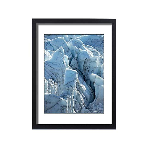 - Media Storehouse Framed 24x18 Print of Russell Glacier at Greenland Ice Sheet, Kangerlussuaq, Greenland (18241939)