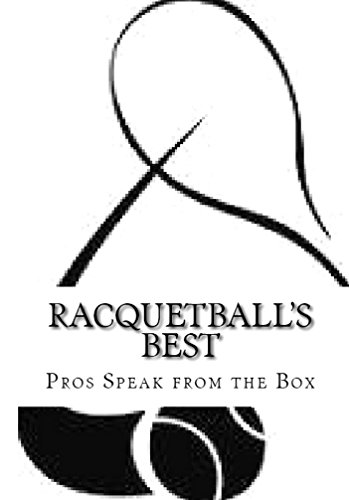 Racquetball's Best: Pros Speak from the Box