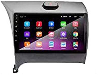 Amazon Com Android 9 1 1 16 G Car Dvd Player Radio Gps Navigation For Kia Cerato K3 Forte 2013 2015 Car Electronics