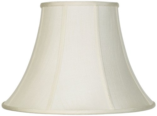 Creme Bell Lamp Shade 9x18x13 (Spider)