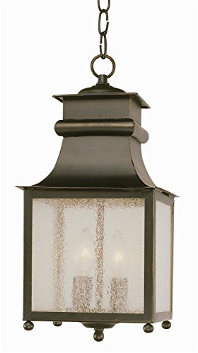 Trans Globe Lighting 45633 WB Outdoor Santa INES 16.5