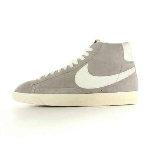 Scarpe Blazer Prm Blanc Gris Mid Nike Grigio Et fCORwqq